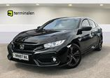 Honda Civic 1,0 VTEC Turbo Elegance 5d