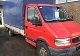 Opel Movano 2,5 DTi Chassis L3 2d