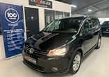 VW Touran 1,6 TDi 105 Highline DSG 7prs 5d