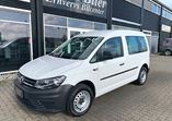 VW Caddy 2,0 TDi 75 BMT Van 4d